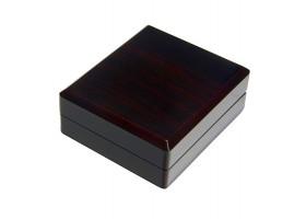 Drewniane pudełko na monete w slabie
